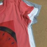 T-SHIRTS TRINITY(Tシャツトリニティ)のTシャツのサイズ比較