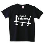 新作ロゴTお届けします「Good Balance」