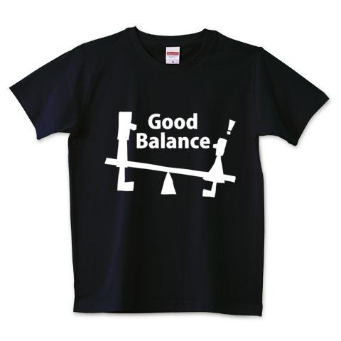 Good Balance白文字ネイビー