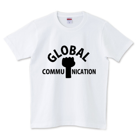 GLOBAL COMMUNICATION-白t