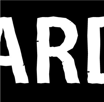 「STANDARD」ロゴ拡大