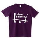 ロゴT「GoodBalance」半袖