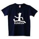 ロゴT「RUNRUN」半袖