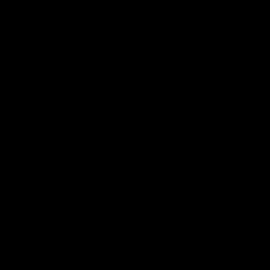 ロゴT「RUN」黒文字