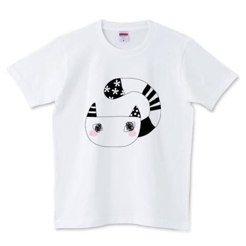 ねこTシャツ「おしゃれネコ」
