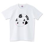 猫Tシャツ「おしゃれネコ」 Tシャツトリニティで販売しています♪